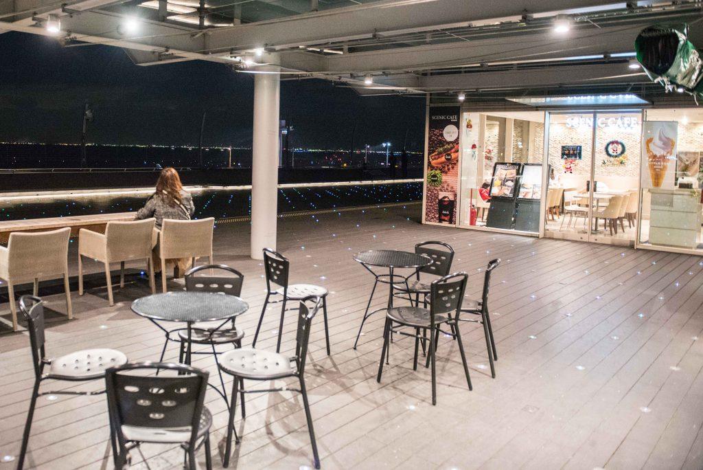 羽田夜景レストラン10
