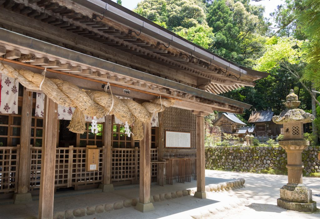 玉作湯神社