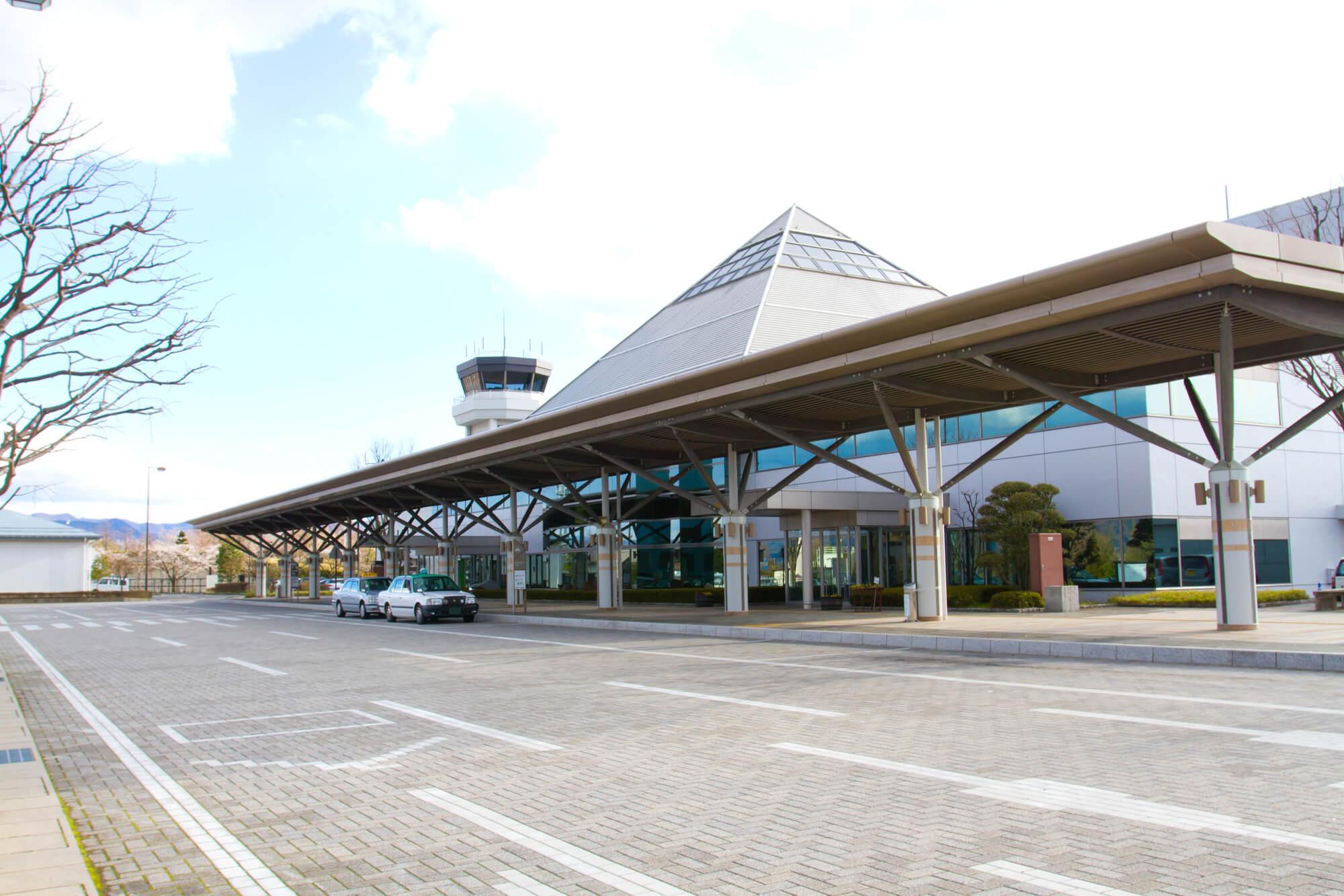 松本空港の周辺情報