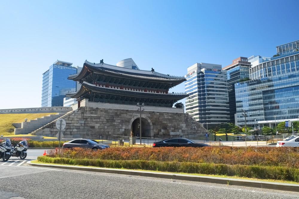 初めての韓国旅行