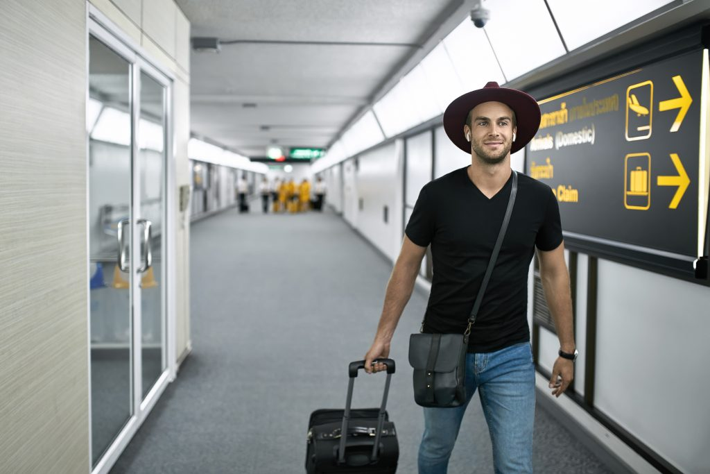 国際線機内持ち込み荷物